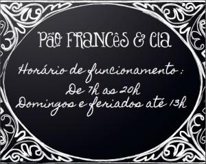 design-impresso-grafica-centro-rj-rio-de-janeiro-logotipo-padaria-lanchonete-placa-horario-de-funcionamento-sinalizacao-loja-quadro-negro-blackboard-pao-frances