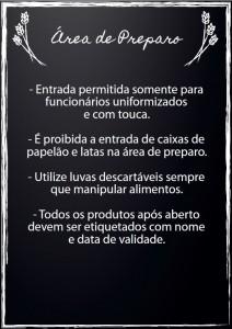 placa1-design-impresso-grafica-centro-rj-rio-de-janeiro-logotipo-padaria-lanchonete-placa-aviso-area-de-preparo-sinalizacao-loja-quadro-negro-blackboard-pao-frances