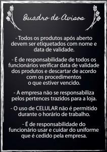 placa2-design-impresso-grafica-centro-rj-rio-de-janeiro-logotipo-padaria-lanchonete-placa-aviso-area-de-preparo-sinalizacao-loja-quadro-negro-blackboard-pao-frances
